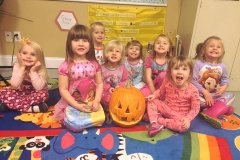 Preschool Fall Party Oct 28 2016