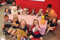 Preschool Teddy Bear Picnic May 16 2017